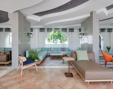 Lounge-Inside-2-380x300 Hotel Porto Angeli Beach Resort - Hotel Photography Harris Zampetoulas