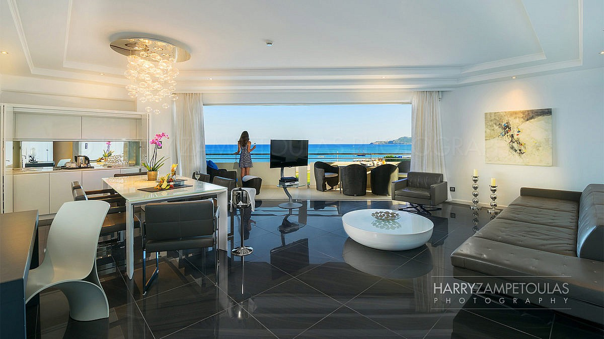 Elysium Resort & Spa - Presidential Suite - Harry Zampetoulas Photography
