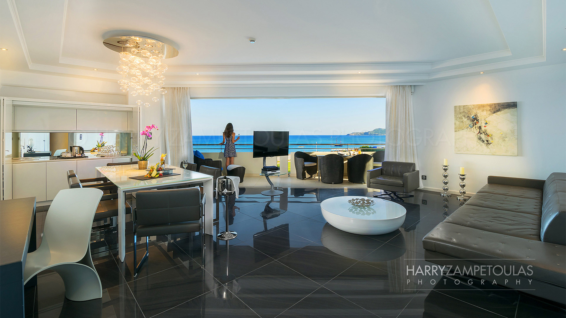 The Presidential Suite of Elysium Resort & Spa