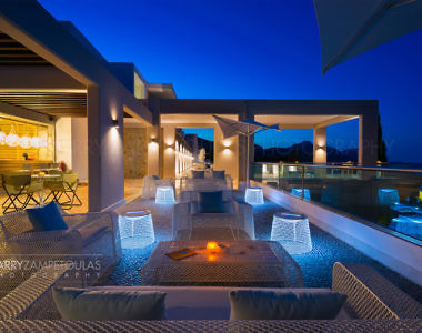 Selini-Night-1-380x300 Hotel Porto Angeli Beach Resort - Hotel Photography Harris Zampetoulas