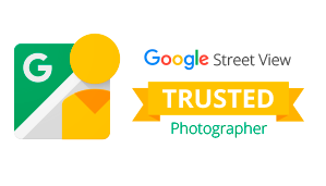 "TrustedProBadge_English_p Google Street View ""See inside"" (360º Photos)"