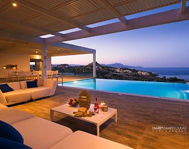 Pool-Night-3-380x300 Luxury Villa in Vlicha, Lindos, Rhodes - Professional Photography Harry Zampetoulas