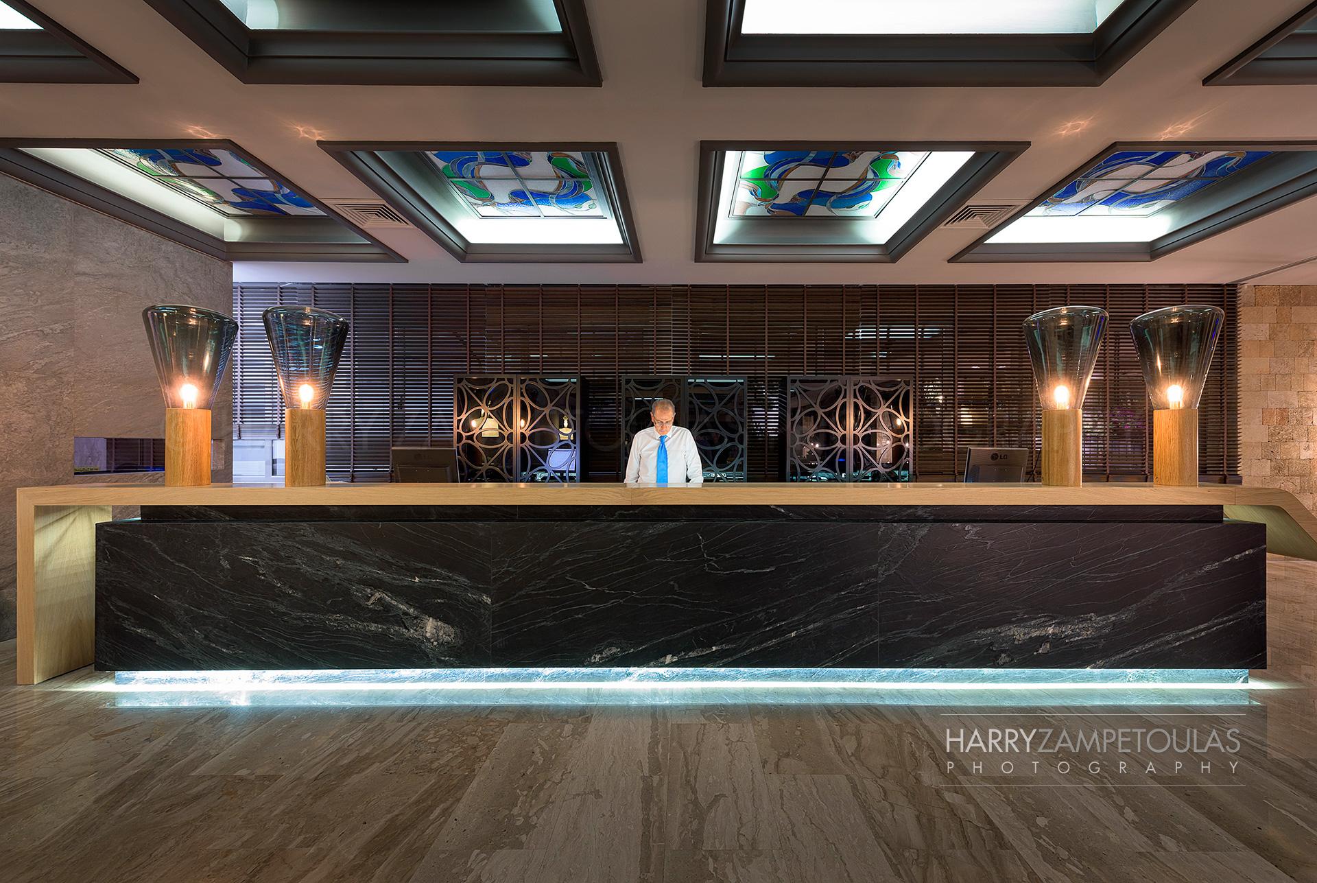 Porto Angeli Hotel, Rhodes 2016 - Hotel Photography by Harry Zampetoulas, Rhodes
