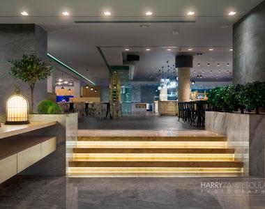 Restaurant-8-380x300 Hotel Porto Angeli Beach Resort - Hotel Photography Harris Zampetoulas