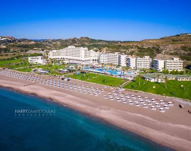 Aerial-1-380x300 Hotel Rodos Palladium - Hotel Photographer Harry Zampetoulas Rhodes