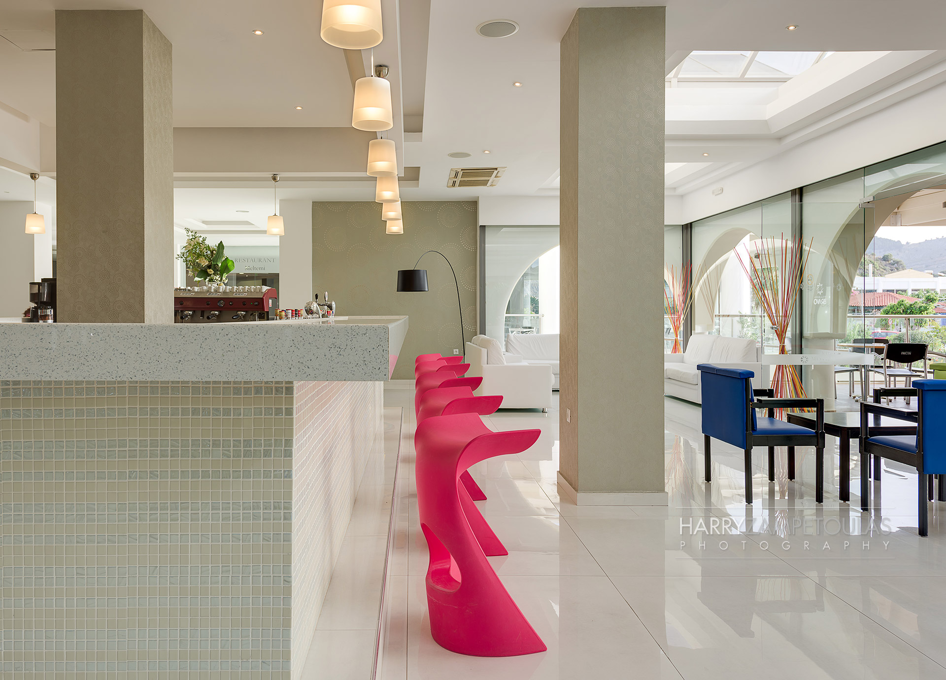 Mistral Hotel, Kolymbia, Rhodes – Hotel Photography Harry Zampetoulas