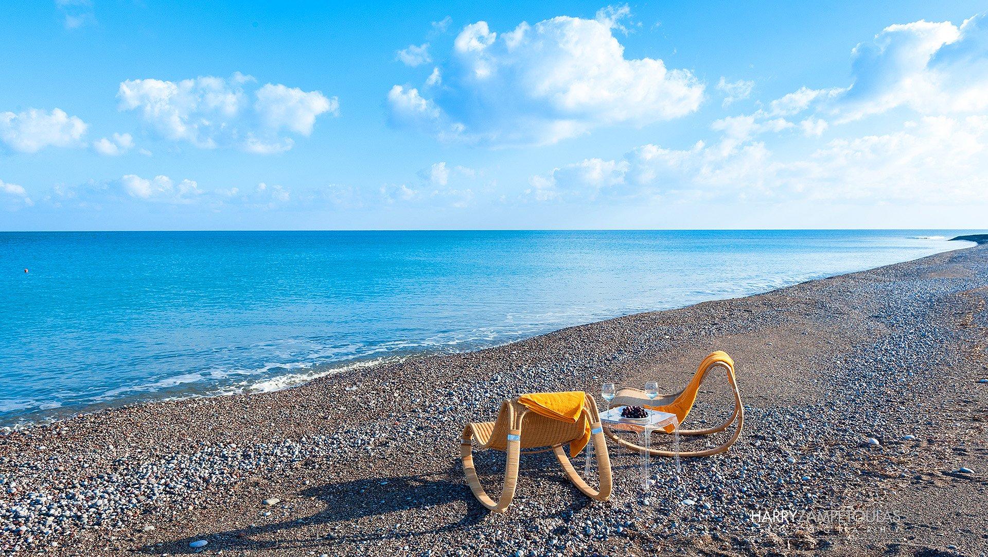 Villa in Lachania Beach, Rhodes - Professional Photography Harry Zampetoulas