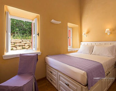 Bedroom-2a-1-380x300 Platanos Cottage, Traditional House in Symi - Professional Photography Harry Zampetoulas