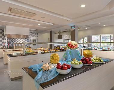 Buffet-2-380x300 Mistral Hotel, Kolymbia, Rhodes - Hotel Photography Harry Zampetoulas