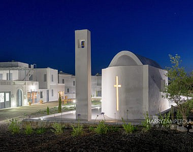 Church-Night-1-380x300 The White Village, Lachania, Rhodes - Professional Photography Harry Zampetoulas