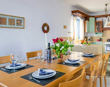 Dinner-Table-2-380x300 Villa in Lachania Beach, Rhodes - Professional Photography Harry Zampetoulas