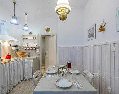 DinnerTable-380x300 Small Apartment in Rhodes Town - Professional Photography Harry Zampetoulas