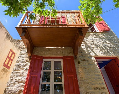 Exterior-4-380x300 Platanos Cottage, Traditional House in Symi - Professional Photography Harry Zampetoulas