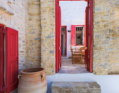 Exterior-5-380x300 Platanos Cottage, Traditional House in Symi - Professional Photography Harry Zampetoulas