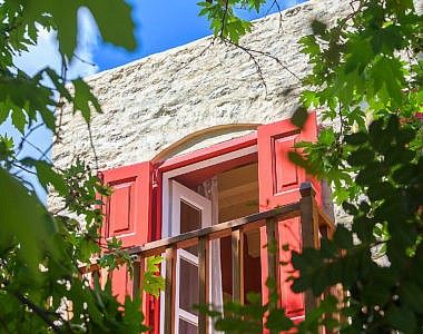 Exterior-Details-1-380x300 Platanos Cottage, Traditional House in Symi - Professional Photography Harry Zampetoulas