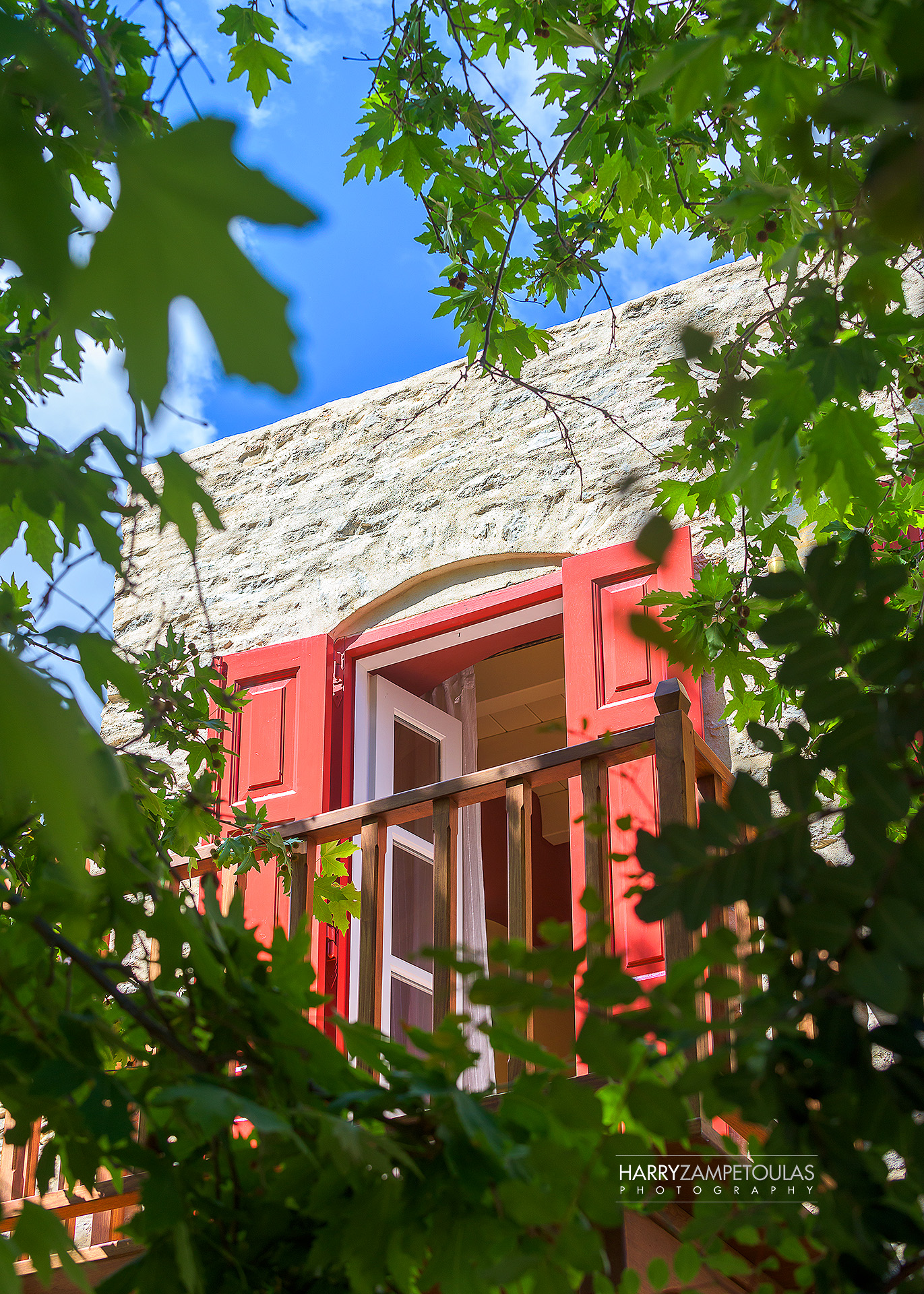 Platanos Cottage, Traditional House in Symi - Professional Photography Harry Zampetoulas
