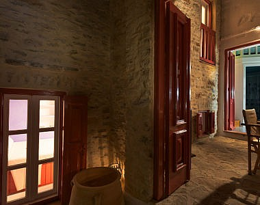 Exterior-Night-3-380x300 Platanos Cottage, Traditional House in Symi - Professional Photography Harry Zampetoulas