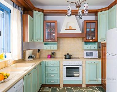 Kitchen-1-3-380x300 Villa in Lachania Beach, Rhodes - Professional Photography Harry Zampetoulas