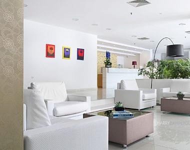 Lobby-380x300 Mistral Hotel, Kolymbia, Rhodes - Hotel Photography Harry Zampetoulas