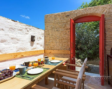 Patio-1-380x300 Platanos Cottage, Traditional House in Symi - Professional Photography Harry Zampetoulas