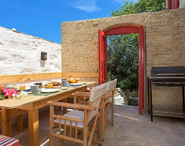 Patio-2-380x300 Platanos Cottage, Traditional House in Symi - Professional Photography Harry Zampetoulas
