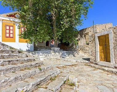 Platanos-380x300 Platanos Cottage, Traditional House in Symi - Professional Photography Harry Zampetoulas