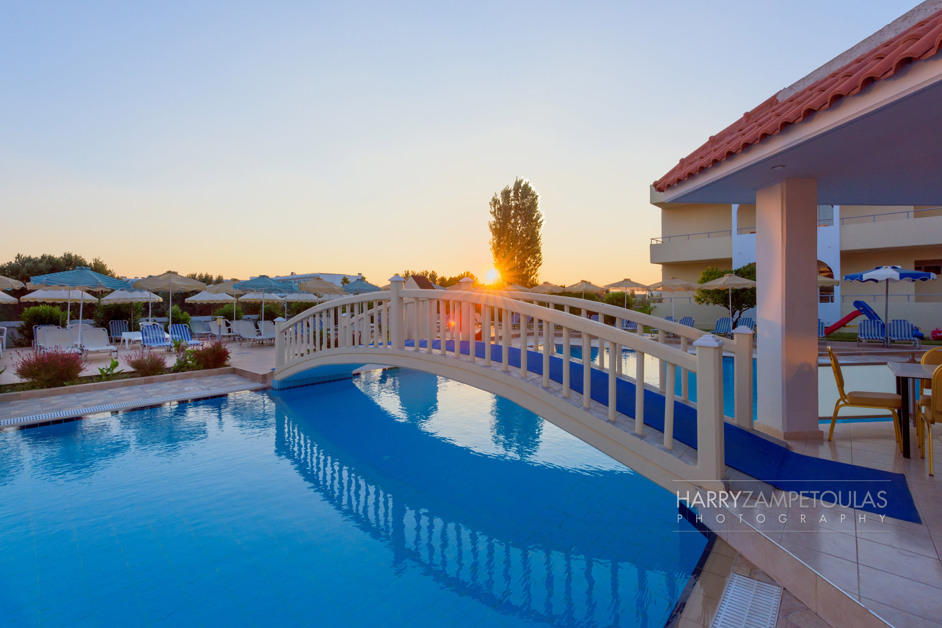 Hotel Memphis Beach, Kolymbia, Rhodes – Hotel Photography Harry Zampetoulas