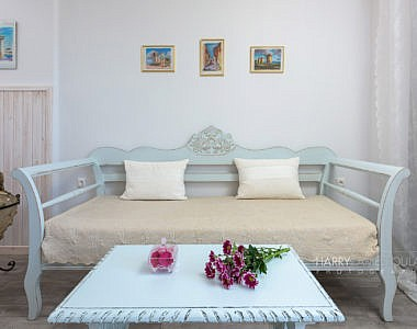 Sofa-2-380x300 Small Apartment in Rhodes Town - Professional Photography Harry Zampetoulas