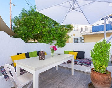 Yard-380x300 Small Apartment in Rhodes Town - Professional Photography Harry Zampetoulas