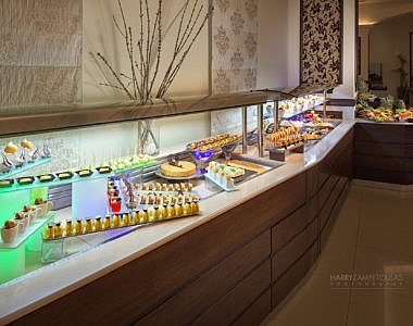 Buffet-2-380x300 La Marquise - Luxury Resort Complex - Hotel Photography Harry Zampetoulas