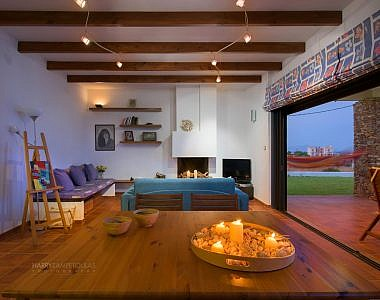 Livingroom-Night-1-380x300 Villa in Gennadi, Rhodes - Professional Photography Harry Zampetoulas