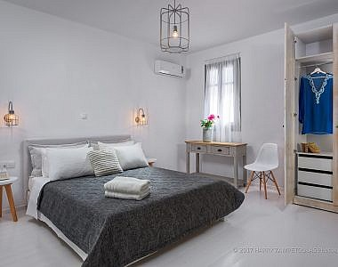 Apart-1_Bedroom-1-380x300 The White Village 2017, Lachania, Rhodes - Professional Photography Harry Zampetoulas