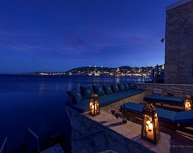 Sunbeds-Night-1-380x300 Admiral's House, Halki, Greece - Harry Zampetoulas, Professional Photography