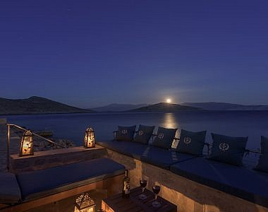 Sunbeds-Night-3-380x300 Admiral's House, Halki, Greece - Harry Zampetoulas, Professional Photography