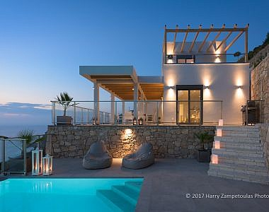 Exterior-Night-2-380x300 Villa Helios - Kathisma Bay, Lefkada -  Professional Property  Photography Harry Zampetoulas