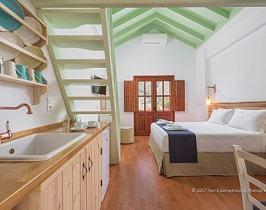 Room-1b-380x300 AˑSymi Residences - Symi -  Professional Hotel Photography Harry Zampetoulas