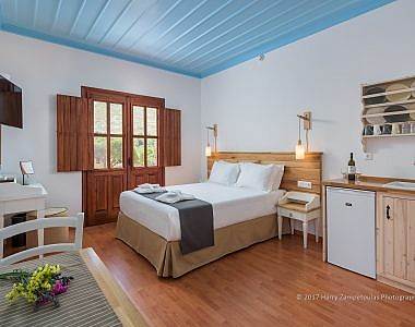 Room-2-380x300 AˑSymi Residences - Symi -  Professional Hotel Photography Harry Zampetoulas