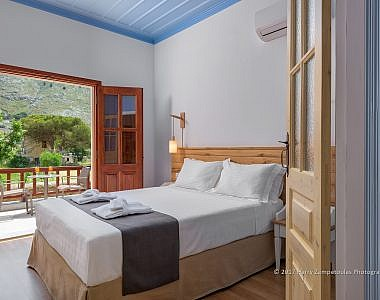 Room-4-380x300 AˑSymi Residences - Symi -  Professional Hotel Photography Harry Zampetoulas