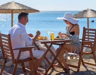Beach-Table-Food-Couple-5-380x300 Atrium Prestige 2017 - Hotel Photography Harry Zampetoulas