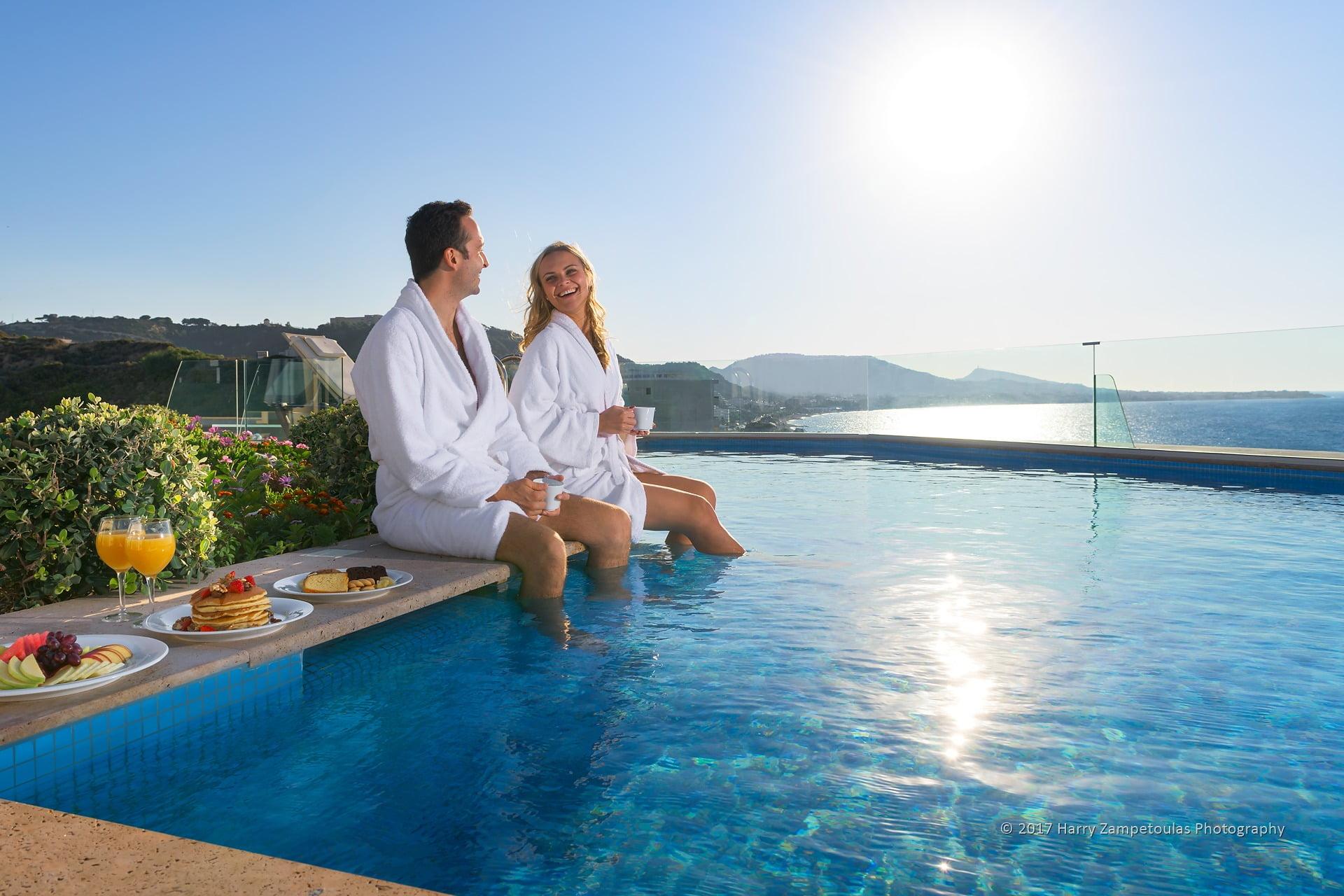 Atrium Platinum Luxury Hotel in Ixia Bay, Rhodes - Presidential-2