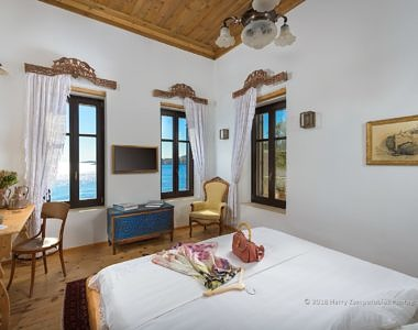 Bedroom-1-380x300 Halki Sea House -  Professional Property Photography Harry Zampetoulas