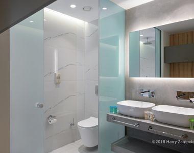 Avra-Beach-Rhodes_Family-Bathroom-1-380x300 AVRA Beach Resort Hotel Rhodes 2018 - Φωτογράφιση Ξενοδοχείου Χάρης Ζαμπετούλας