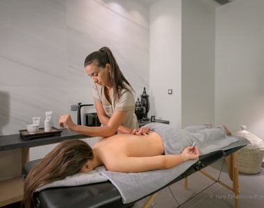 Spa-Massage-Room-2c-380x300 Vithos Spa 2018 Hotel Photography by Harry Zampetoulas - Olympic Palace Hotel