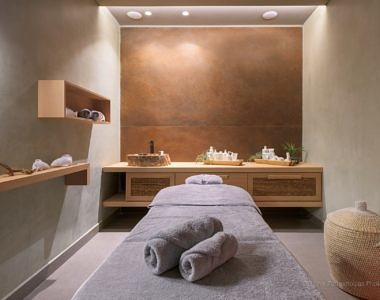 Spa-Massage-Room-4a-380x300 Vithos Spa 2018 Hotel Photography by Harry Zampetoulas - Olympic Palace Hotel