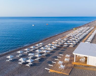 Beach-Aerial-1-380x300 Gennadi Grand Resort, Rhodes - Hotel Photography by Harry Zampetoulas