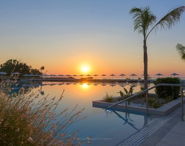 MainPool-Sunrise-3-380x300 Gennadi Grand Resort, Rhodes - Hotel Photography by Harry Zampetoulas