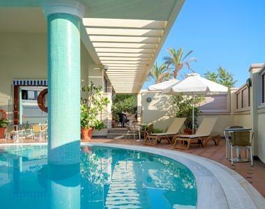 Pool-1-380x300 Mediterranean Hotel, Rhodes - Hotel Photography by Harry Zampetoulas