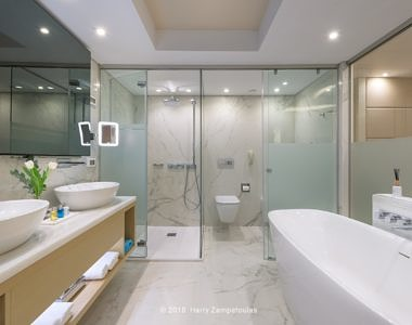 Presidential-Suite-Bathroom-1-1-380x300 Rodos Palace Hotel - Hotel Photography by Harry Zampetoulas