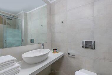 Bathroom-2-380x253 Villa Dione - Pefkos Hill Villas - Harry Zampetoulas Photography