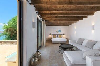 Bedroom-2-380x253 Aquavisionaire Villa - Harry Zampetoulas Photography